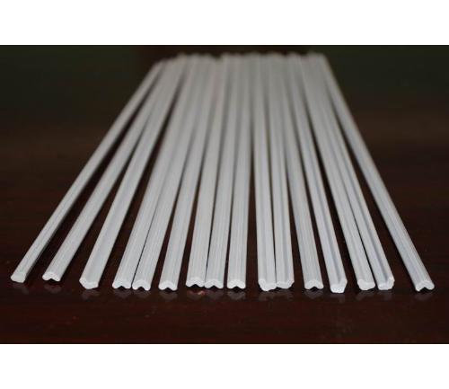 白色PVC焊条
