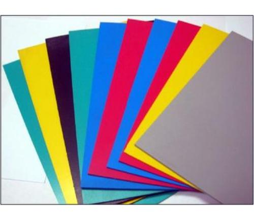 彩色U-PVC板